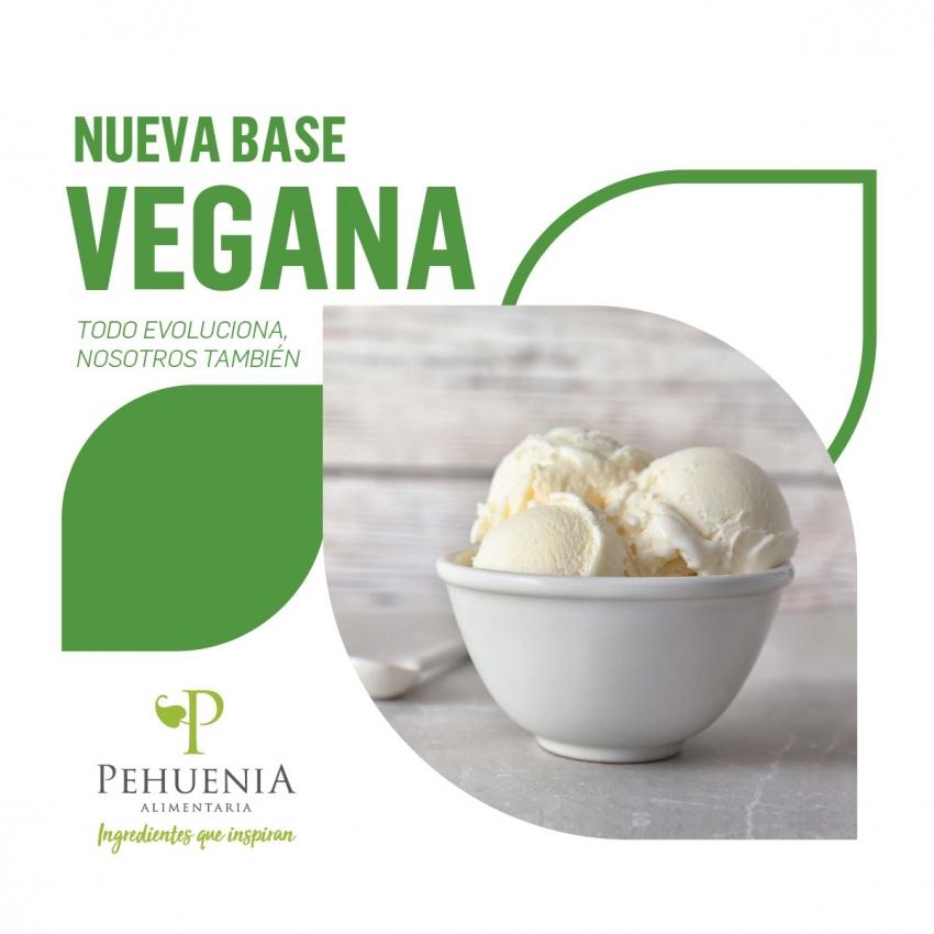 Base Vegana - Varios sabores